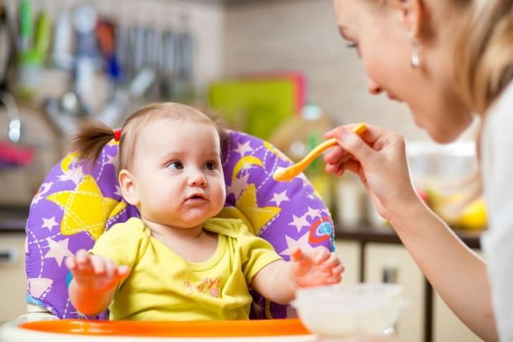 Меню для ребенка аллергика