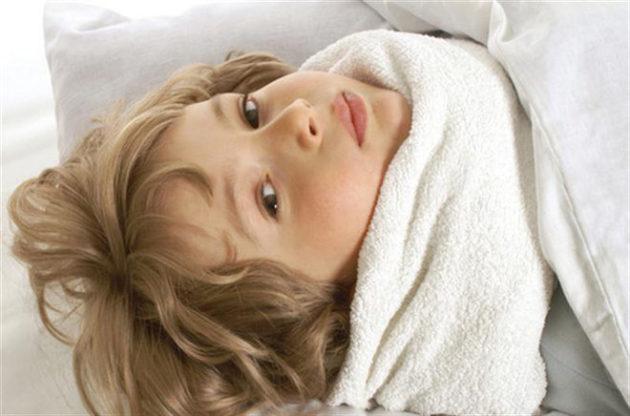Лечение ларингита у детей в домашних условиях
