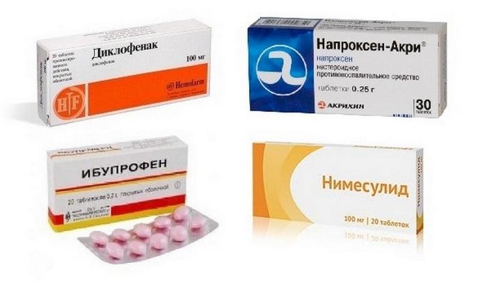 Лекарства от аденоидов