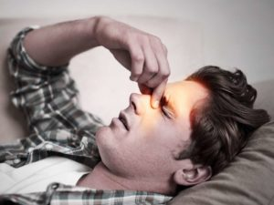 Болят глаза как будто давят и болит голова