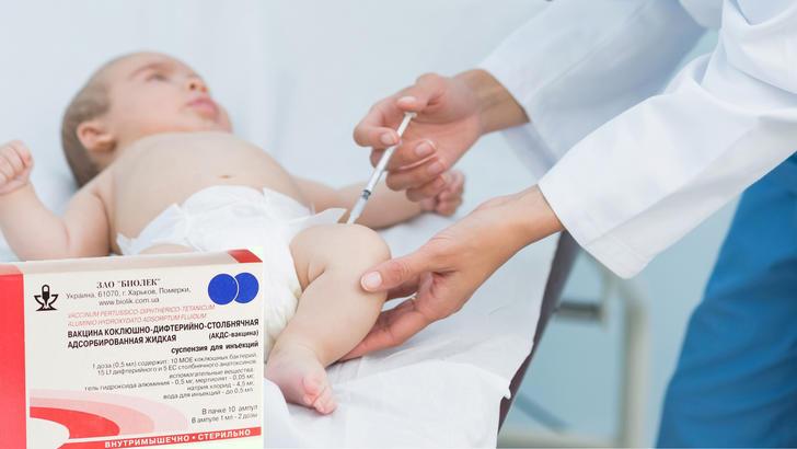 Аллергия на прививку
