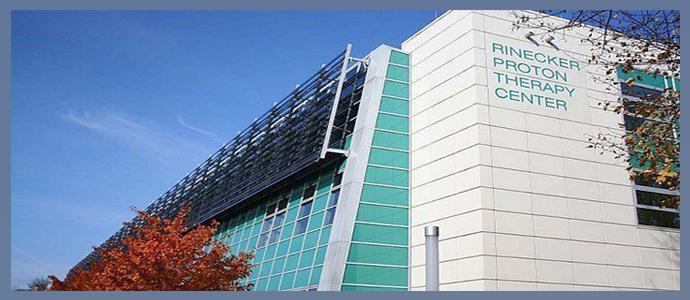 Центр протонной терапии доктора Ринекера