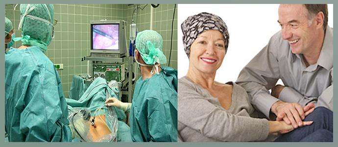 Хирургическое лечение и химиотерапия