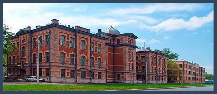 Институт мозга человека им. Н.П. Бехтеревой, г. Санкт-Петербург