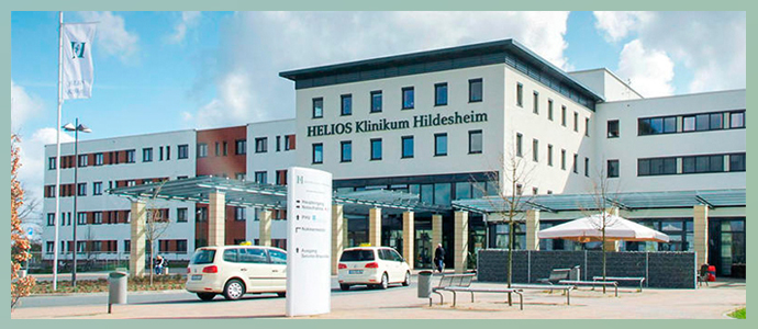 Клиника HELIOS Хильдесхайм, г. Хильдесхайм