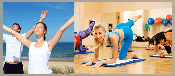 Лечебная гимнастика, дыхательные упражнения