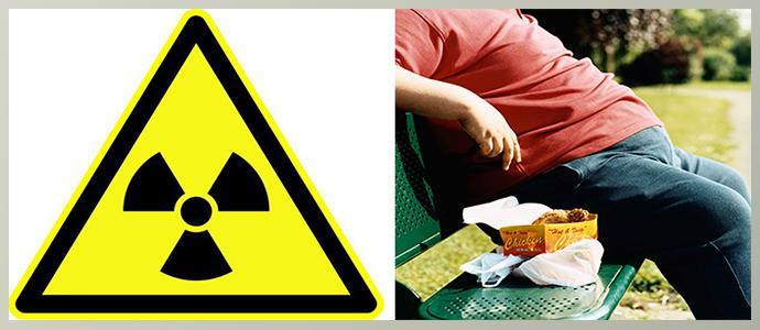 Курение и ионизирующее излучение