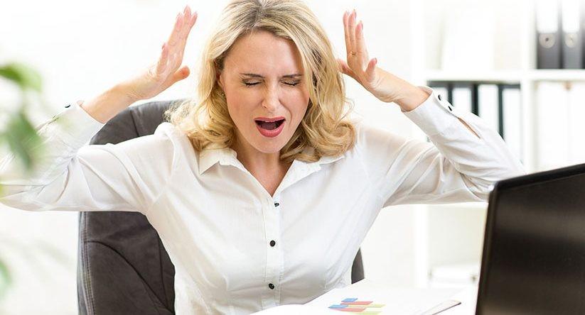 стресс у взрослого