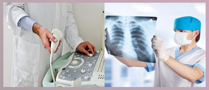УЗИ, рентгенография