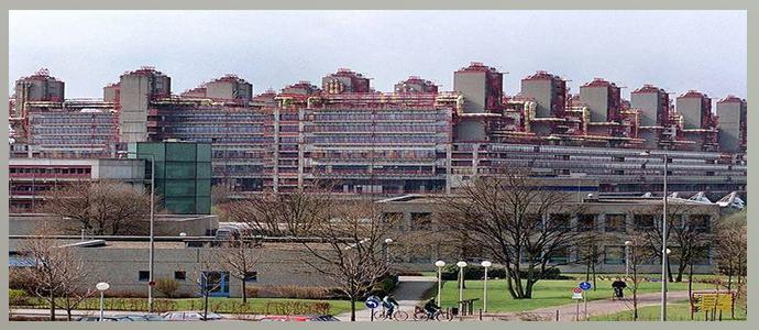 Университетская клиника в г. Эссене