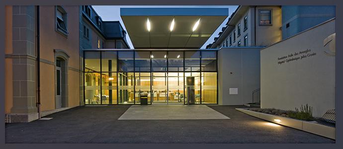 Офтальмологический центр Жюля Гона