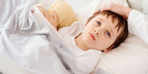 Почему у ребенка в моче появляется ацетон?