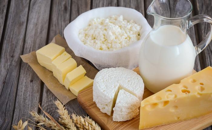 Аллергия на кисломолочные продукты