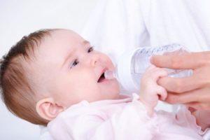 Аллергия на укропную воду у новорожденных