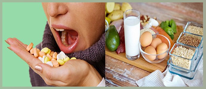 Проведение антибиотикотерапии, лечебное питание
