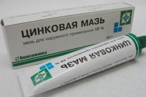 Цинковая мазь при аллергии