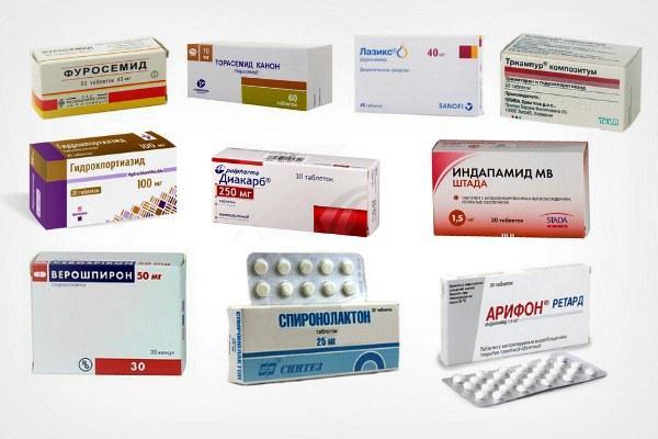 Препараты от отеков под глазами