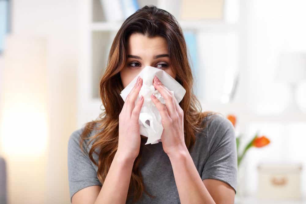 респираторные проявления аллергии
