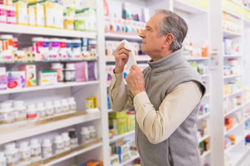 Капли в нос при лечении аллергии у взрослых и детей