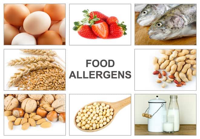 истинные аллергены