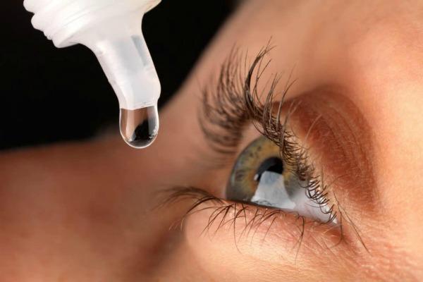 Обезболивающие капли для глаз