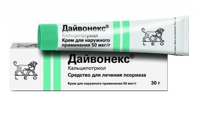 Дайвонекс от псориаза