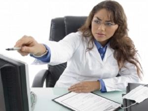 Диагностика эндометриомы