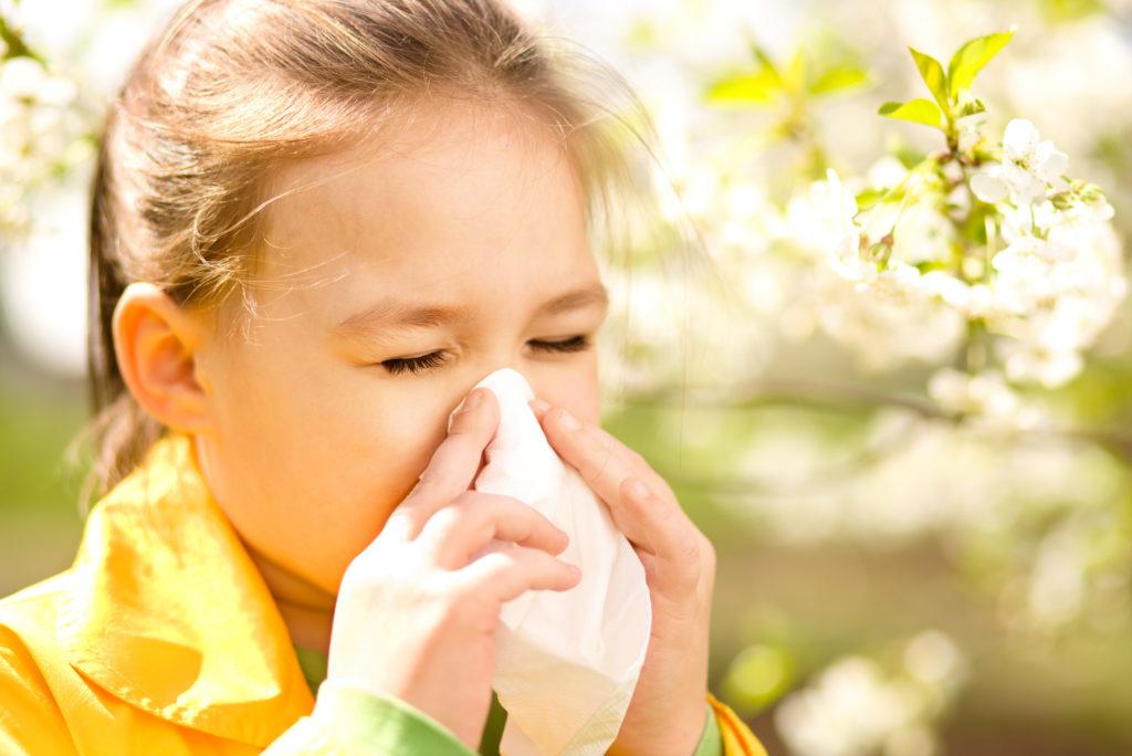 Аллергический аденоидит