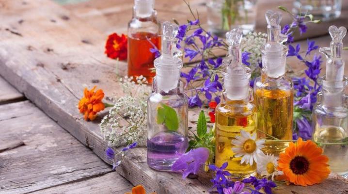 Аллергия на эфирные масла симптомы
