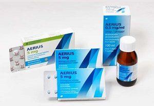Эриус от аллергии