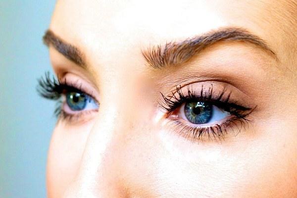 Количество ресниц на глазу