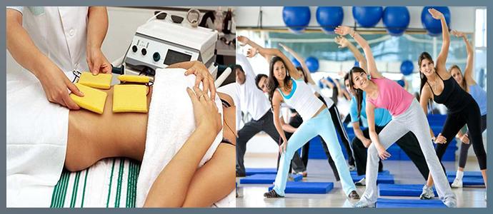 Физиотерапия, лечебная физкультура