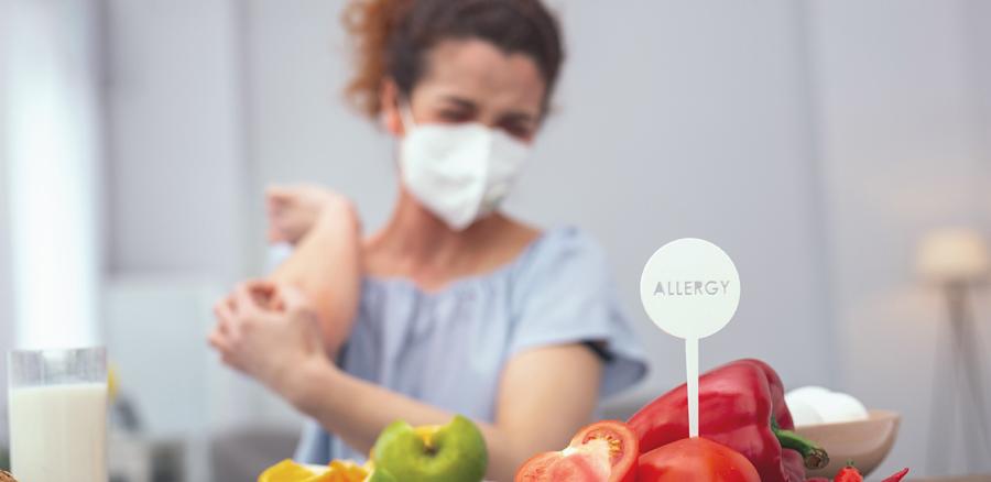 Перекрёстная аллергия у взрослых и детей