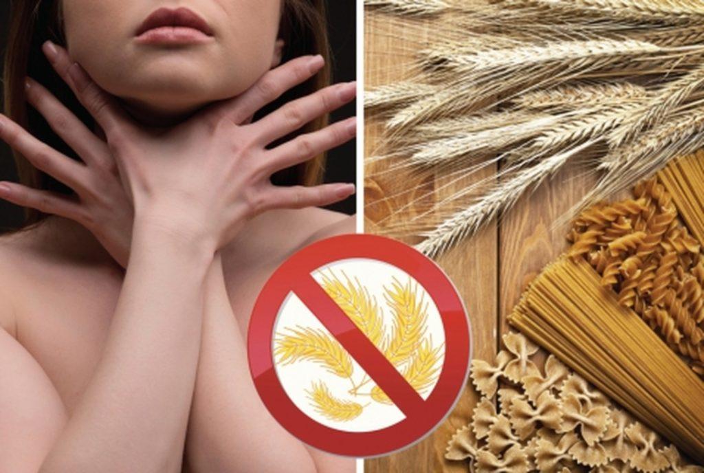 Аллергия на пшеницу