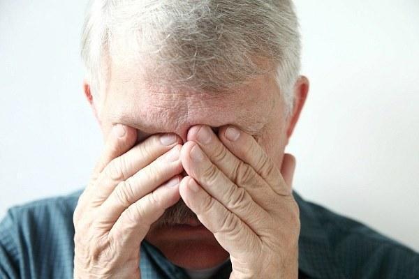 Боли уголков глаза возле носа