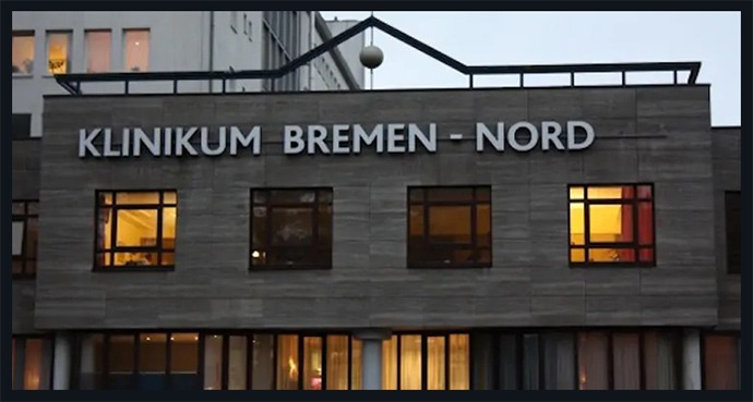 Клиника «Бремен-Норд», г. Бремен