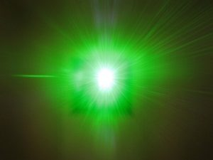 Воздействие медицинского лазера