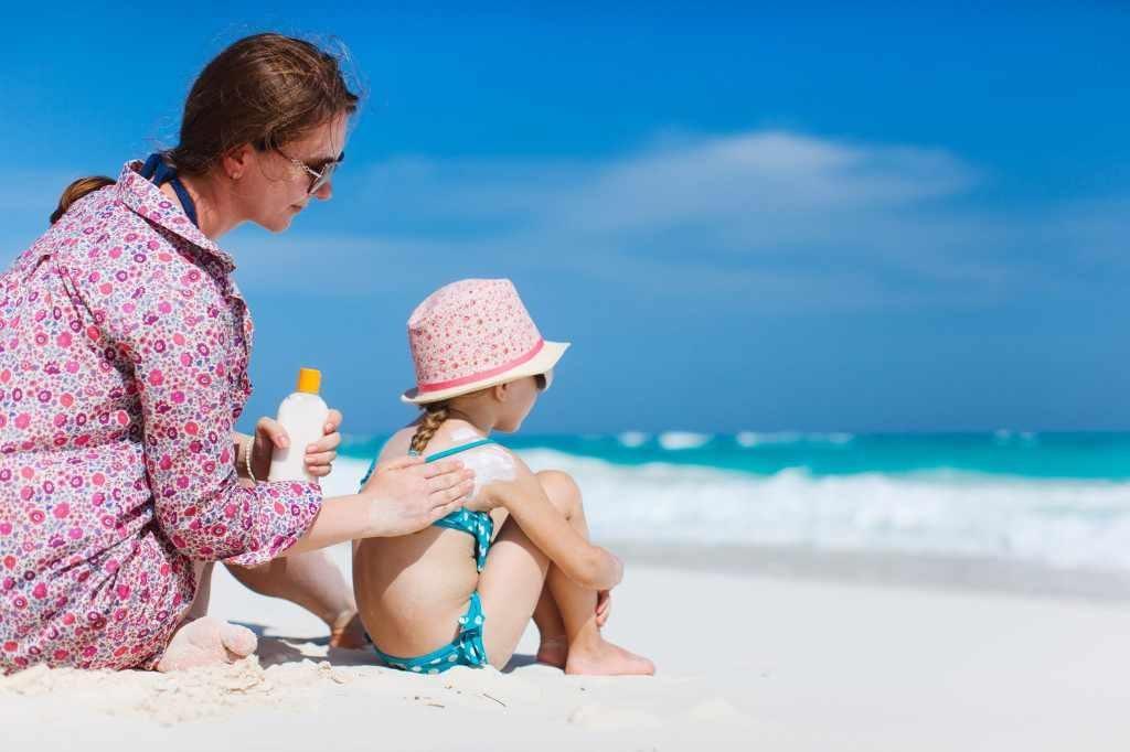 Аллергия на море у взрослых и детей