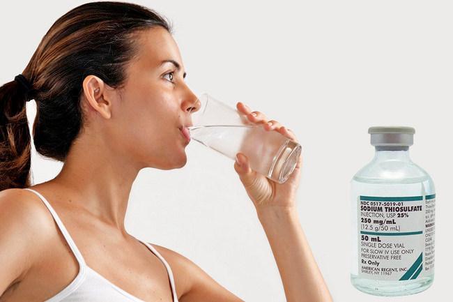 Тиосульфат натрия при аллергии
