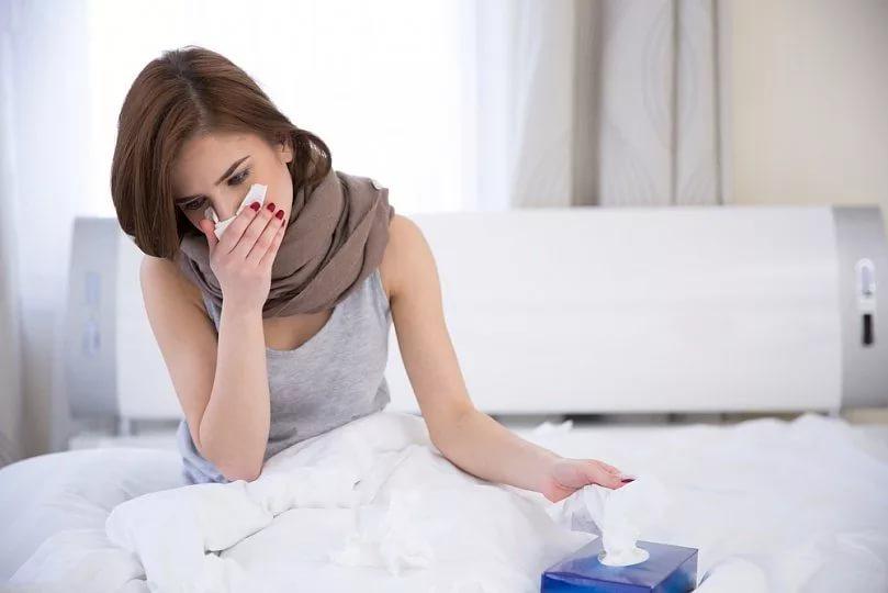 Температура при аллергии