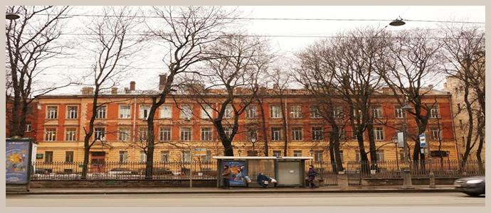 Ленинградский областной онкологический диспансер (ЛООД), г. Санкт-Петербург