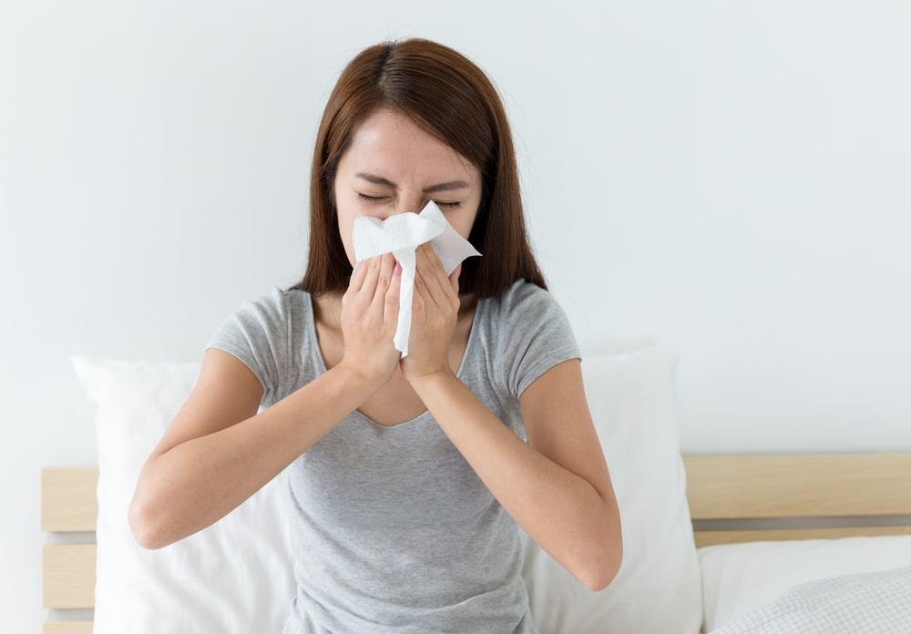 Аллергия на наполнитель для животных