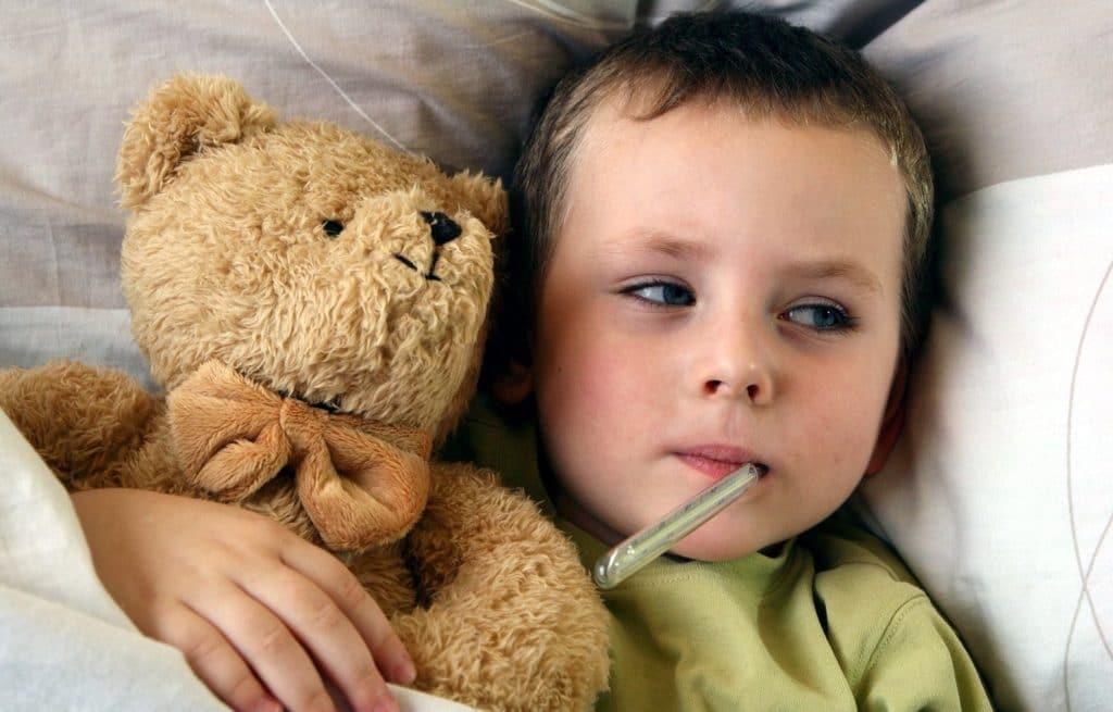 Частые ларингиты у ребенка