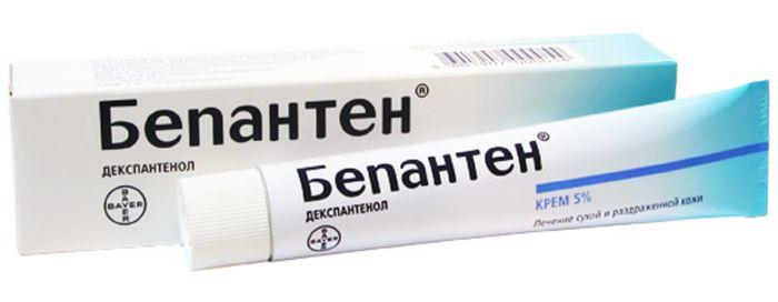 Аллергия на половых губах