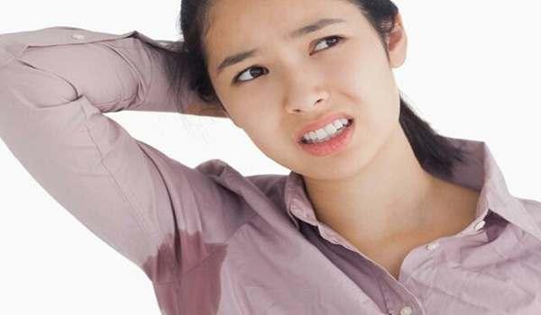 Аллергия на пот