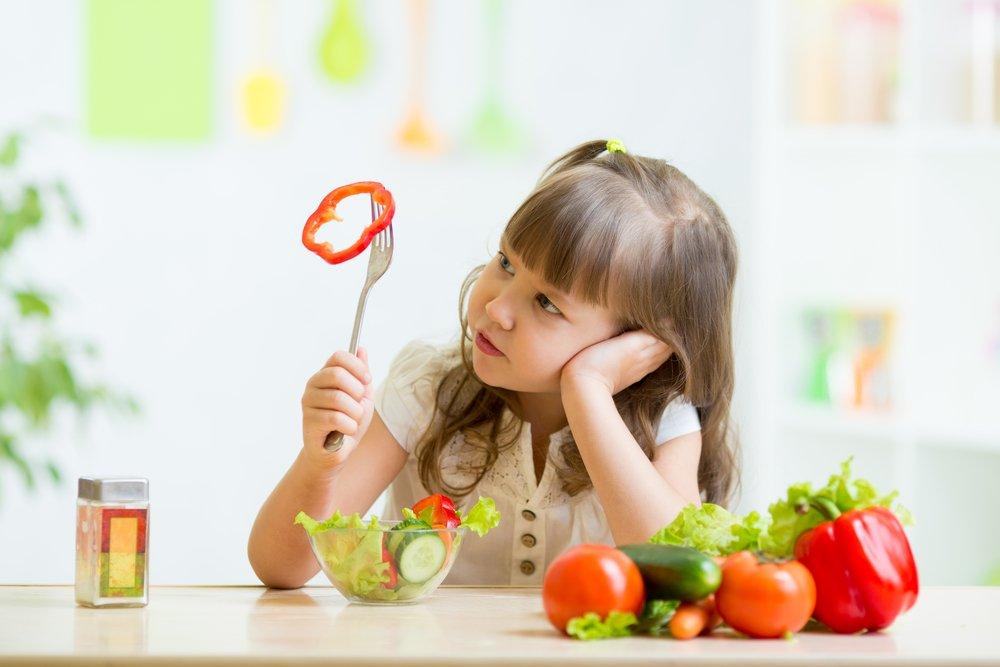 Аллергия на овощи