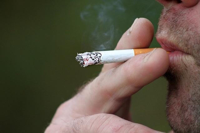 сигарета с фильтром