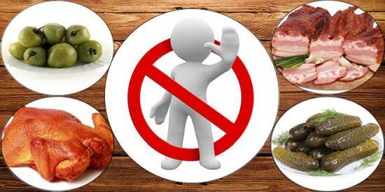 Какое должно быть питание при цистите?