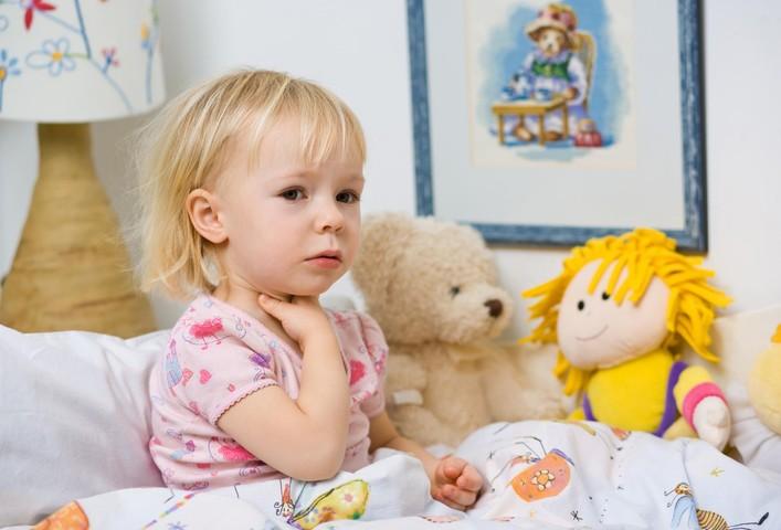 Фарингит симптомы и лечение у детей