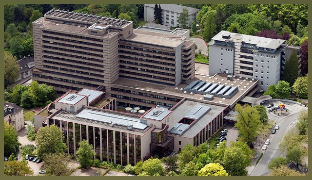 Университетская клиника г. Золинген
